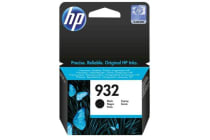 HP GENUINE CN057AA 932 Black Officejet Ink Cartridge Cartridge 400 pages OfficeJet 6100 (H611a)