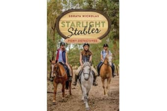 Starlight Stables - Pony Detectives (Book 1)