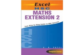 Excel Hsc Maths Extension 2