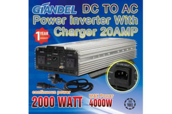 2000W Modified Inverter with Overload Protection