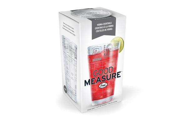 Fred Good Measure - Vodka Cocktails Cup