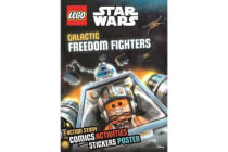 LEGO (R) Star Wars - Galactic Freedom Fighters (Sticker Poster Book)