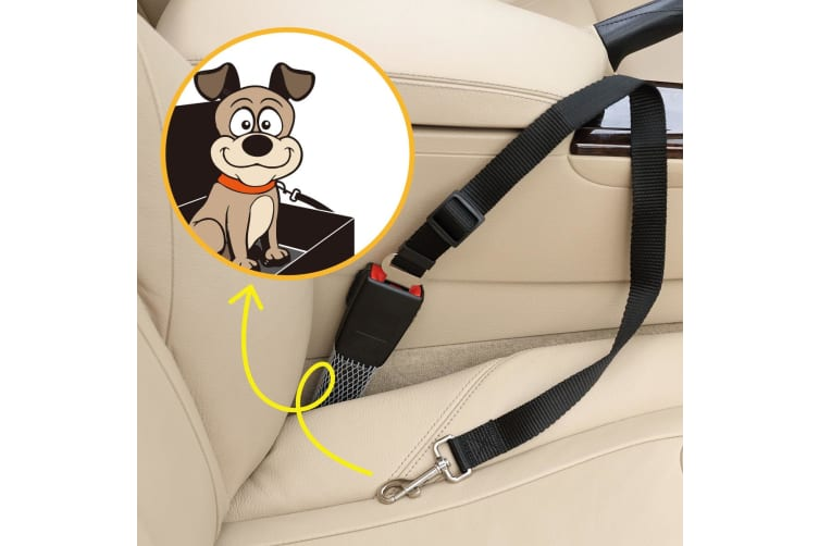 Waterproof Pet Dog Car Front Seat Cover Multifunction Protector Mat