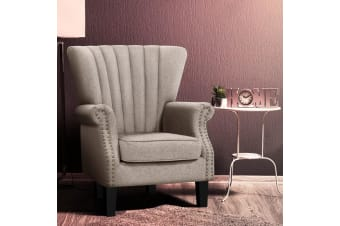 Armchair Lounge Chair Accent Chairs Armchairs Fabric Single Sofa