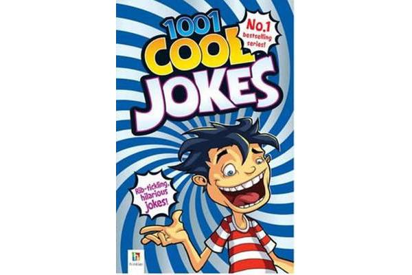 Image of 1001 Cool Jokes