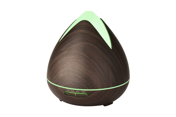 PureSpa Ultrasonic Diffuser  - Dark Wood