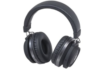 DIGITECH Over Ear Stereo Bluetooth 3.5mm connection Headphones