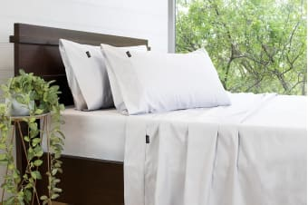 Ardor Gold Label 3000TC Sheet Set (White)