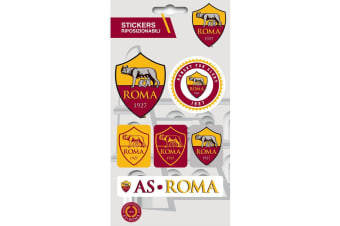 AS Roma Sticker Set (Yellow/Red)
