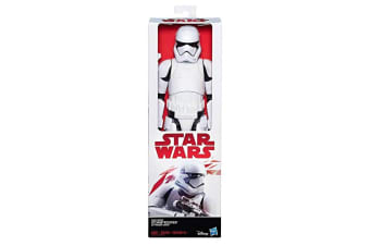 Star Wars The Last Jedi 12-Inch First Order Stormtrooper Figure