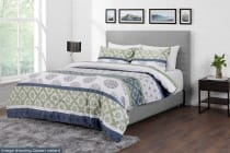 Ovela Bloom Quilt Cover Set