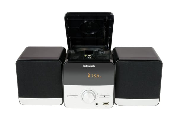 Dick Smith Micro Hi-Fi System with Lightning Dock