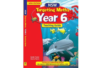NSW Targeting Maths - Australian Curriculum Edition: Year 6 Teaching Guide