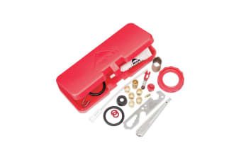 MSR Wl Wli & Wlu Expedition Service Kit Red