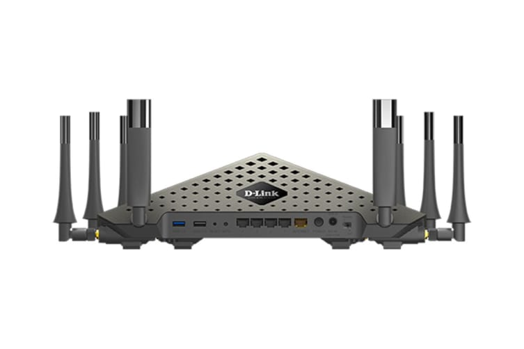 D-Link AC5300 MU-MIMO Ultra Wi-Fi Router (DIR-895L/LE)