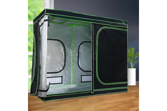 2.8m x 1.4m x 2m Hydroponics Grow Tent Kits Indoor Grow System