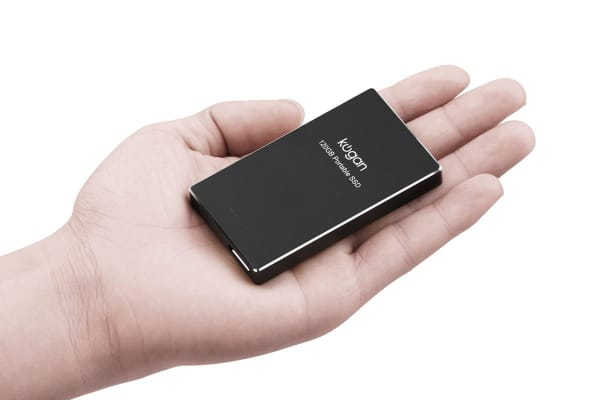 Kogan 120GB Portable SSD