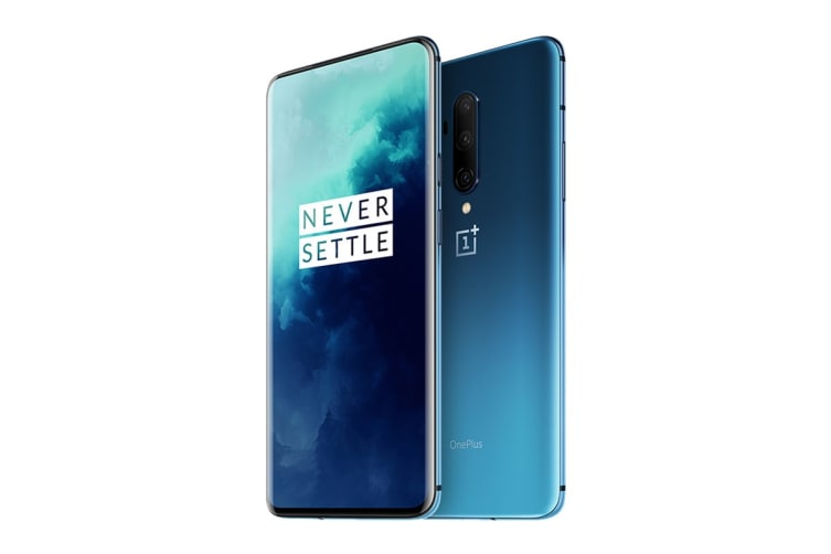 OnePlus 7T Pro (8GB RAM, 256GB, Haze Blue) - Global Model