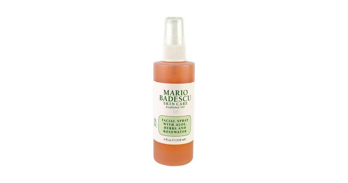 Mario Badescu Facial Spray With Aloe Herbs Rosewater For All Skin Types 118ml Skin Care
