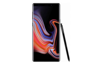 Samsung Galaxy Note 9 (Single Sim, 128GB/6GB, Opt) - Midnight Black