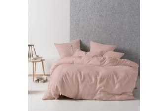 Linen House Nimes Duvet Cover Set (Rose)