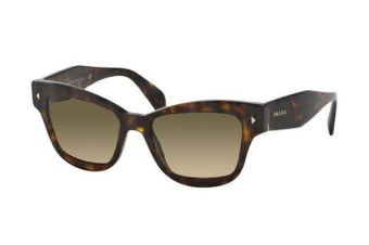 a70b6665ba0a Prada PR29RS 51mm - Havana Light Brown (Gradient Light Grey lens) Womens  Sunglasses