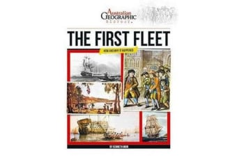 Aust Geographic History The First Fleet - History Year 4