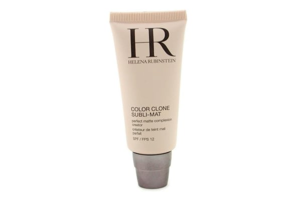 Helena Rubinstein Color Clone Subli Mat Perfect Matte Complexion Creator SPF 12 - #23 Beige Biscuit (30ml/1.01oz)