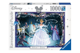 Ravensburger Disney Moments Cinderella 1950 1000 Piece Puzzle
