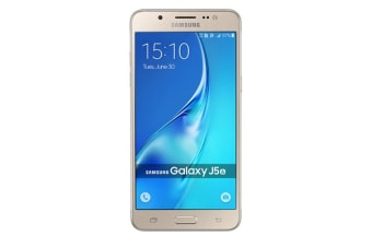 Samsung Galaxy J5 Dual SIM J510 (16GB, Gold)