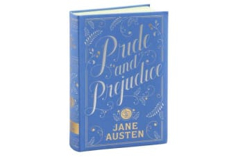 Pride and Prejudice - (Barnes & Noble Collectible Classics: Flexi Edition)