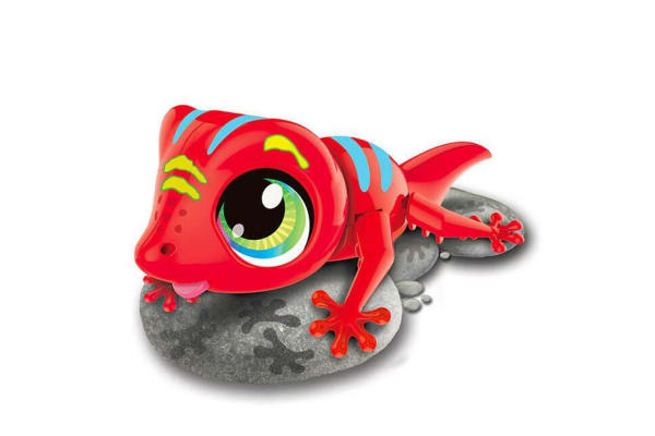 Build a Bot Mini Gecko - Red