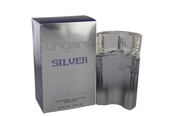 Ungaro Ungaro Silver Eau De Toilette Spray 90ml/3oz