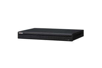 WatchGuard Compact 16 Channel Network Video Recorder with PoE (200Mbps)