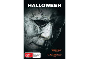 Halloween DVD Region 4