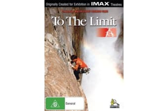 Imax To The Limit - Rare- Aus Stock DVD NEW