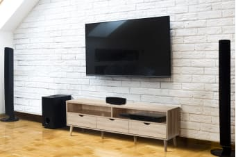 Shangri-La TV Entertainment Unit - Nyhavn Collection (170cm, Oak)