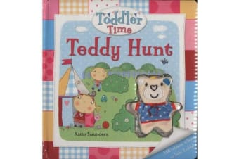 Toddler Time Teddy Hunt