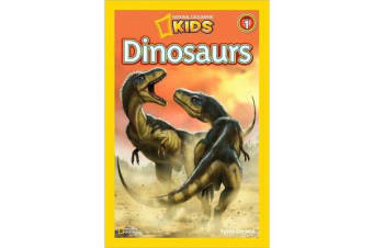 National Geographic Kids Readers - Dinosaurs