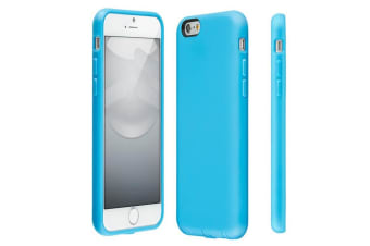 Switcheasy Tough Case Cover/Bump Shock/Impact for iPhone 6 Plus/6S + Blue