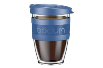 Bodum Joycup Travel Mug 300ml Blue