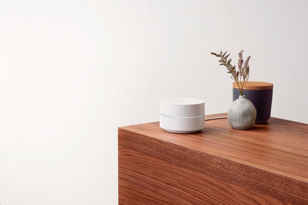 Google Wifi (White) - Australian Model