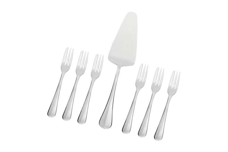 Stanley Rogers Baguette Stainless Steel Cake Serving Set of 7