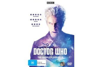 Doctor Who The Complete Series 10 Box Set DVD Region 4