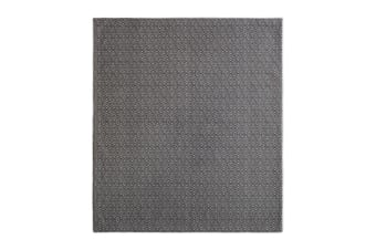 Canningvale - Large Rug (200x300cm) - Morocco - Forte Grey