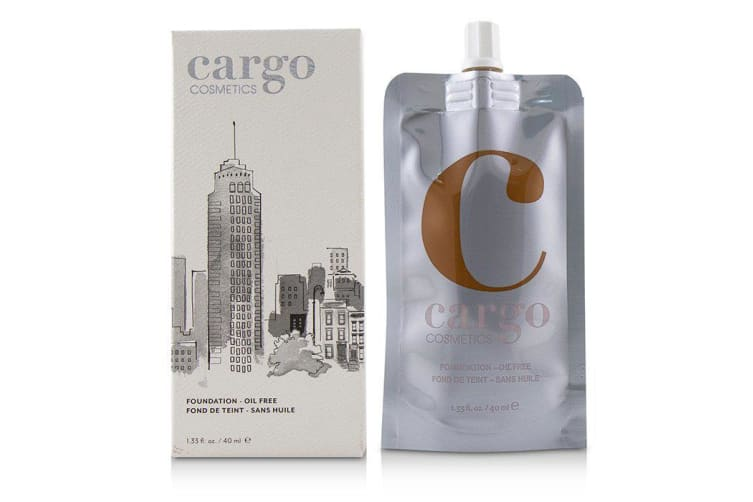 Cargo Liquid Foundation - # 70 (Soft, Golden Caramel) 40ml/1.33oz