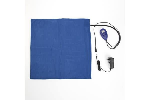 Pet Electric Heat Mat - BLUE 50 x 50cm