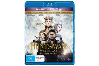 The Huntsman : Winter's War (Blu-ray/UV)