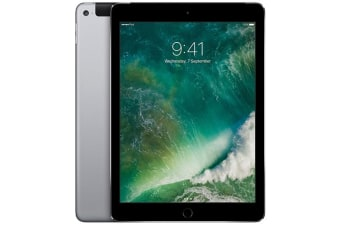 Used as Demo Apple iPad AIR 2 32GB Wifi + Cellular Space Grey (Local Warranty, 100% Genuine)