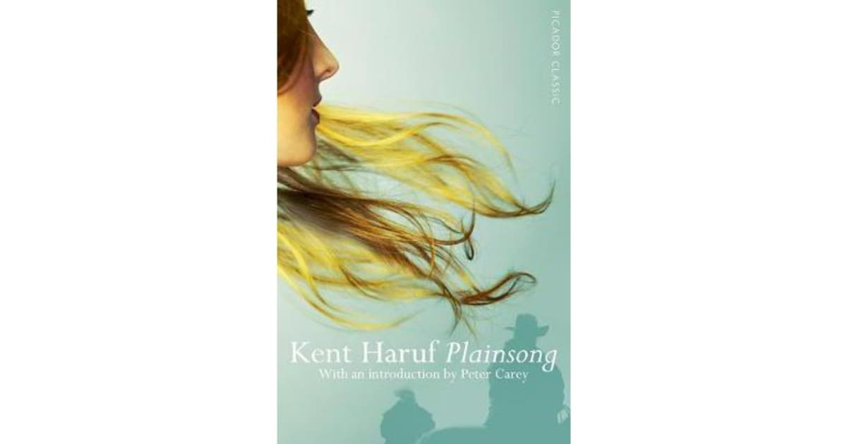 plainsong essays Essay on plainsong by kent haruf - plainsong by kent haruf kent haruf was born and raised on the north east plains of colorado and attended nebraska weslegan.